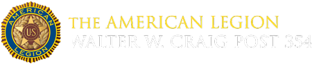 New Bethlehem American Legion Logo